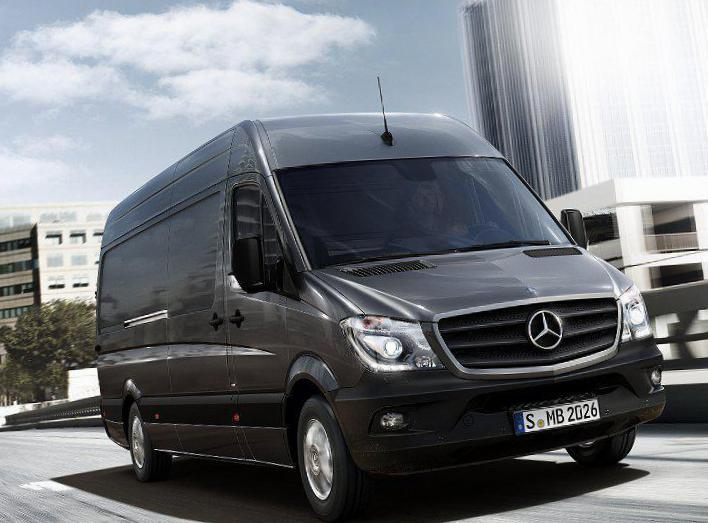 Sprinter Kombi (NCV3) Mercedes how mach sedan