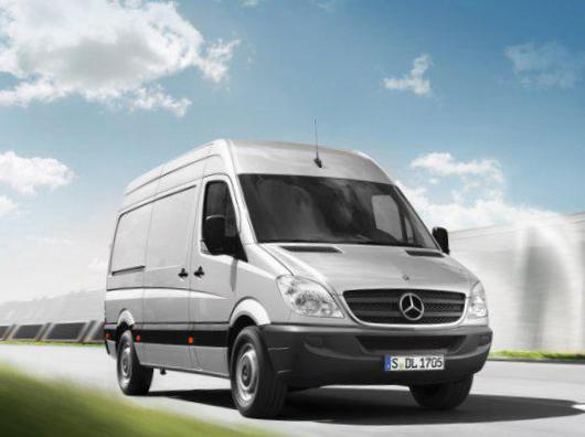 Sprinter Kombi (NCV3) Mercedes review sedan