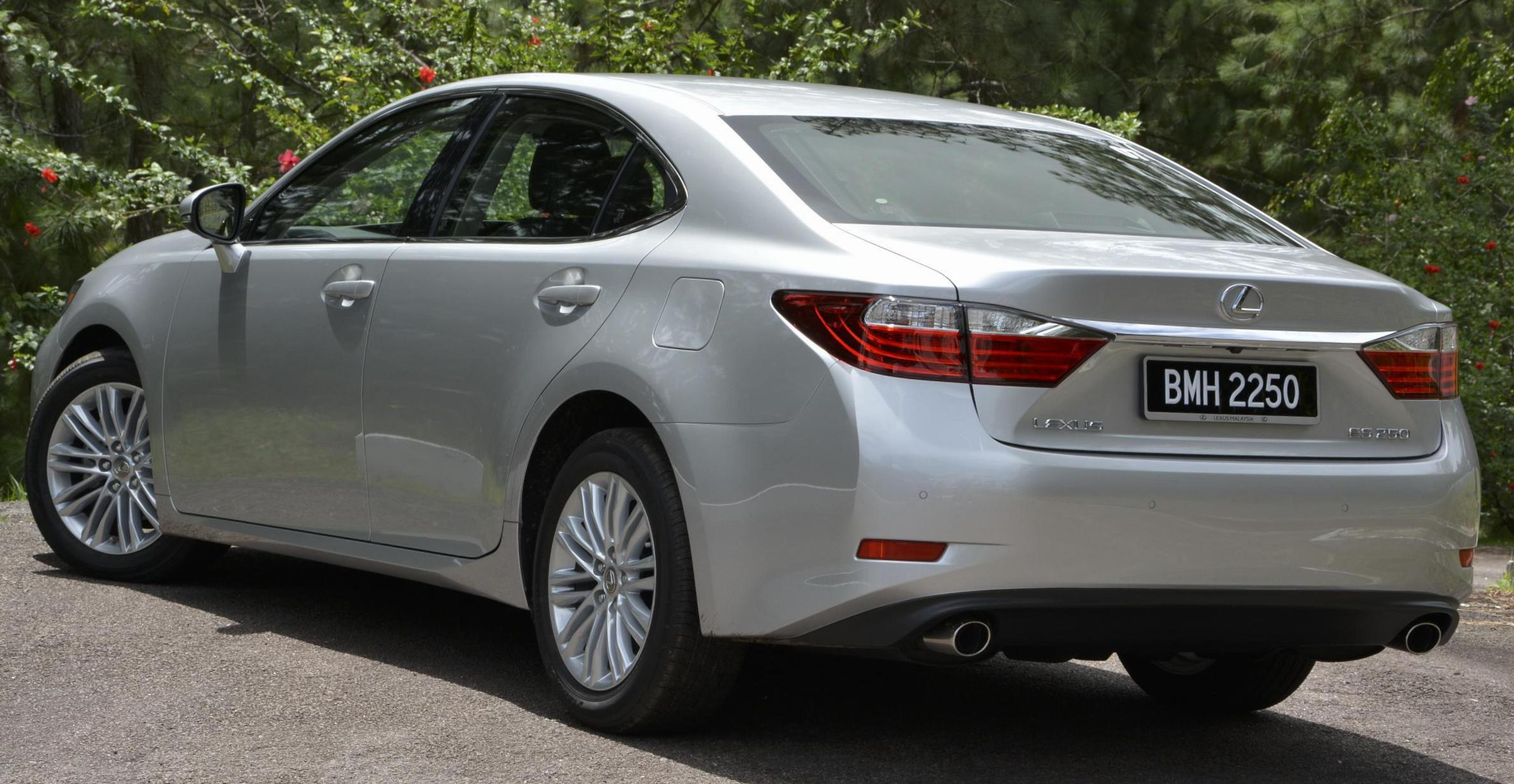 IS 250 Lexus Lease 2010