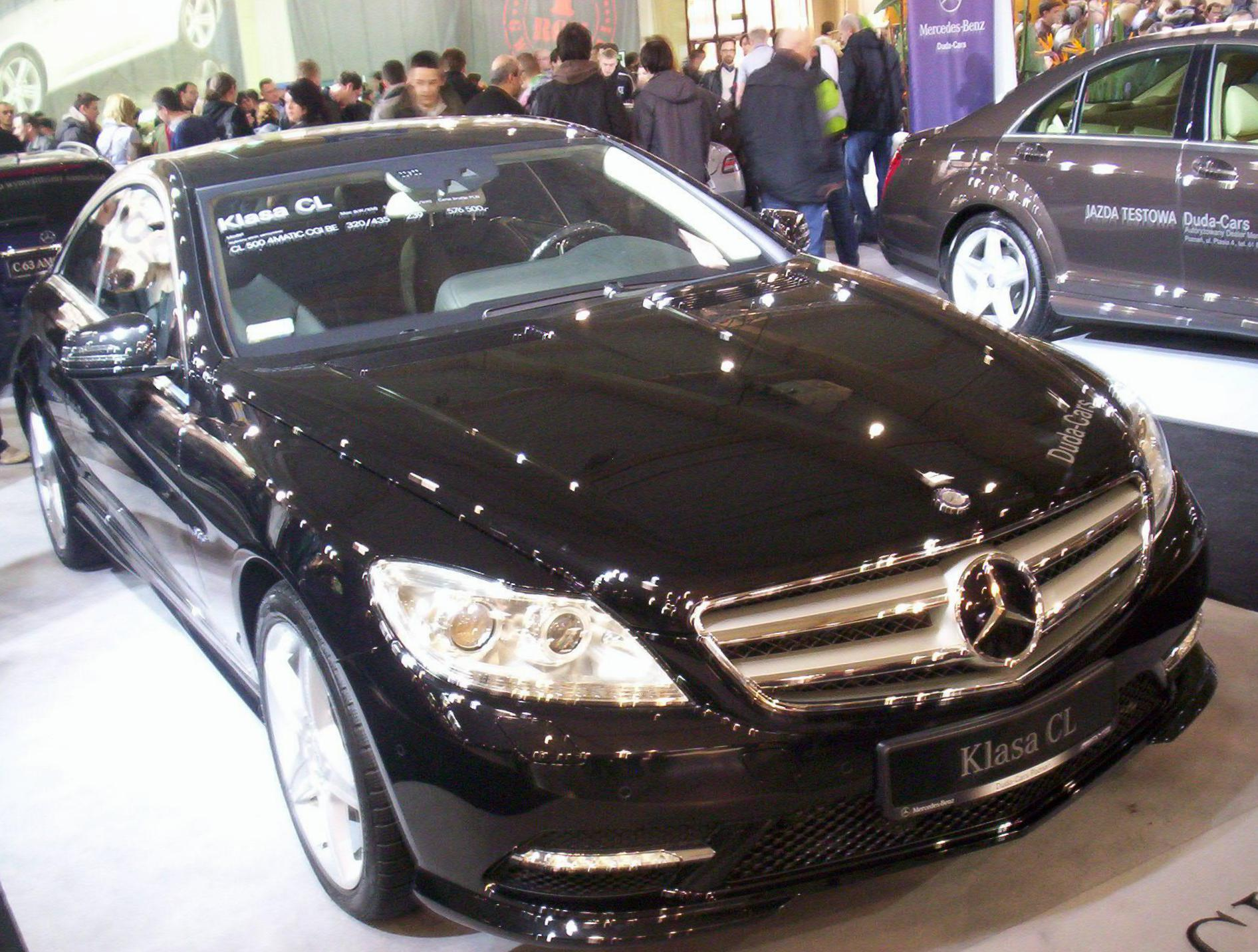Mercedes CL-Class (C216) for sale 2010