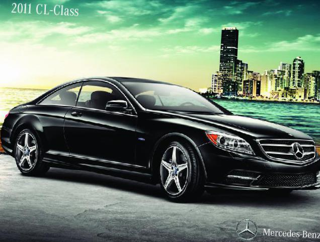Mercedes CL-Class (C216) prices 2012