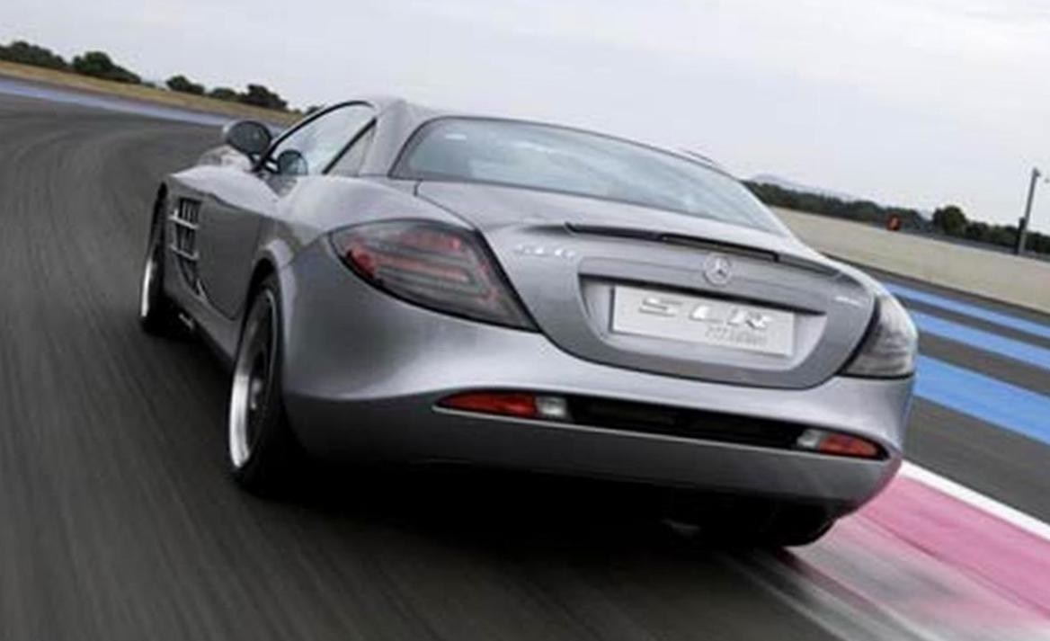 Mercedes SLR-Class (C199) review coupe