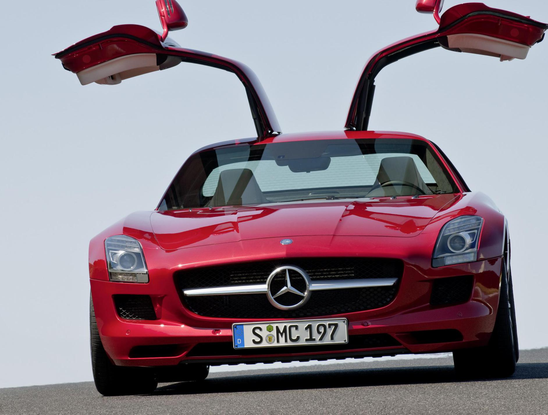 Mercedes SLS AMG Coupe (C197) used 2012