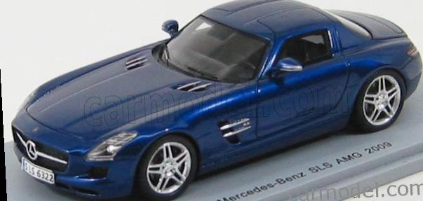 SLS AMG Coupe (C197) Mercedes models 2011