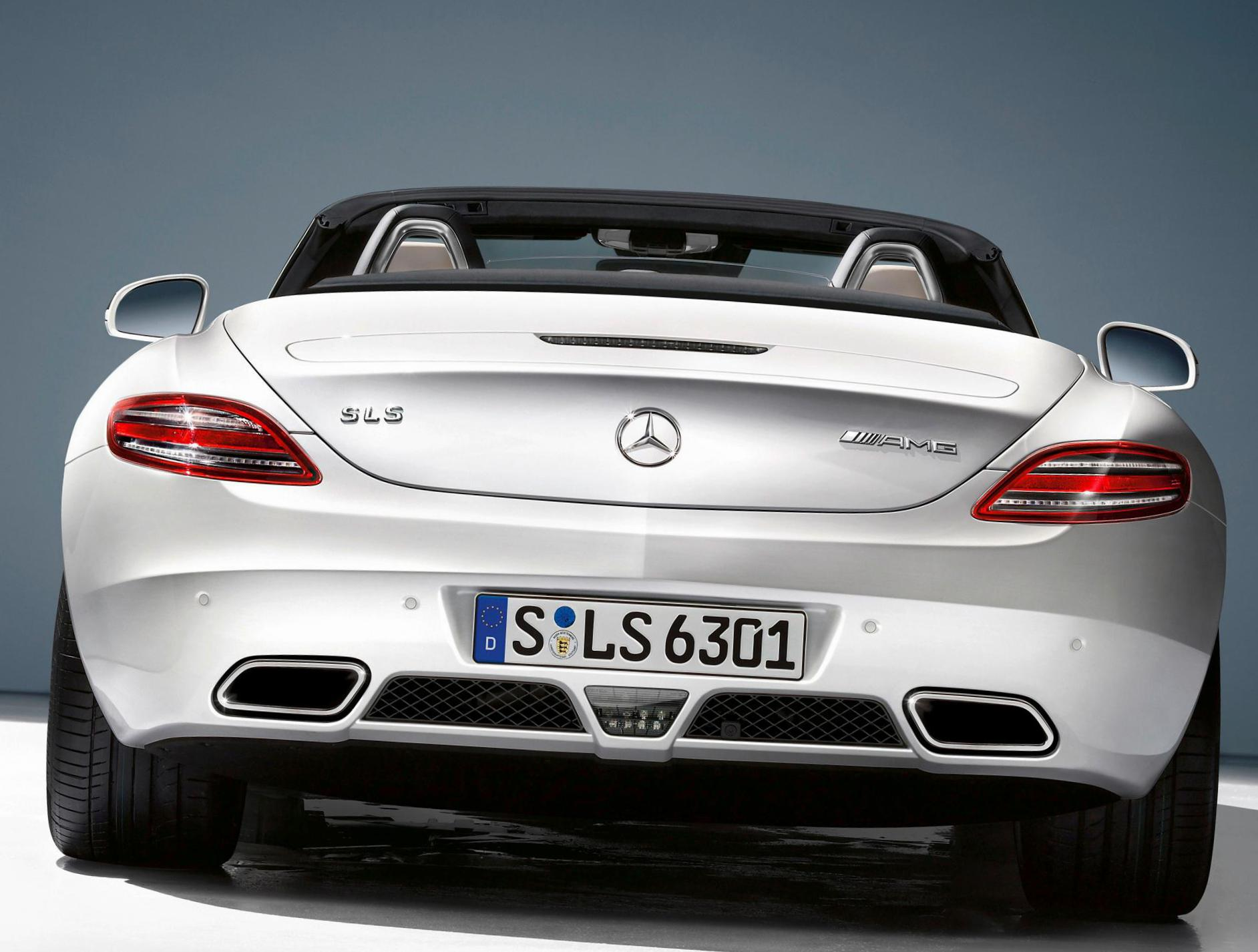 Mercedes SLS AMG Roadster (R197) prices 2013