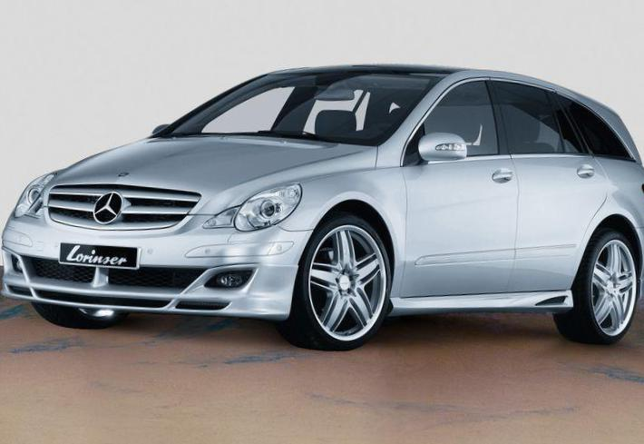 R-Class (W251) Mercedes Specifications 2012