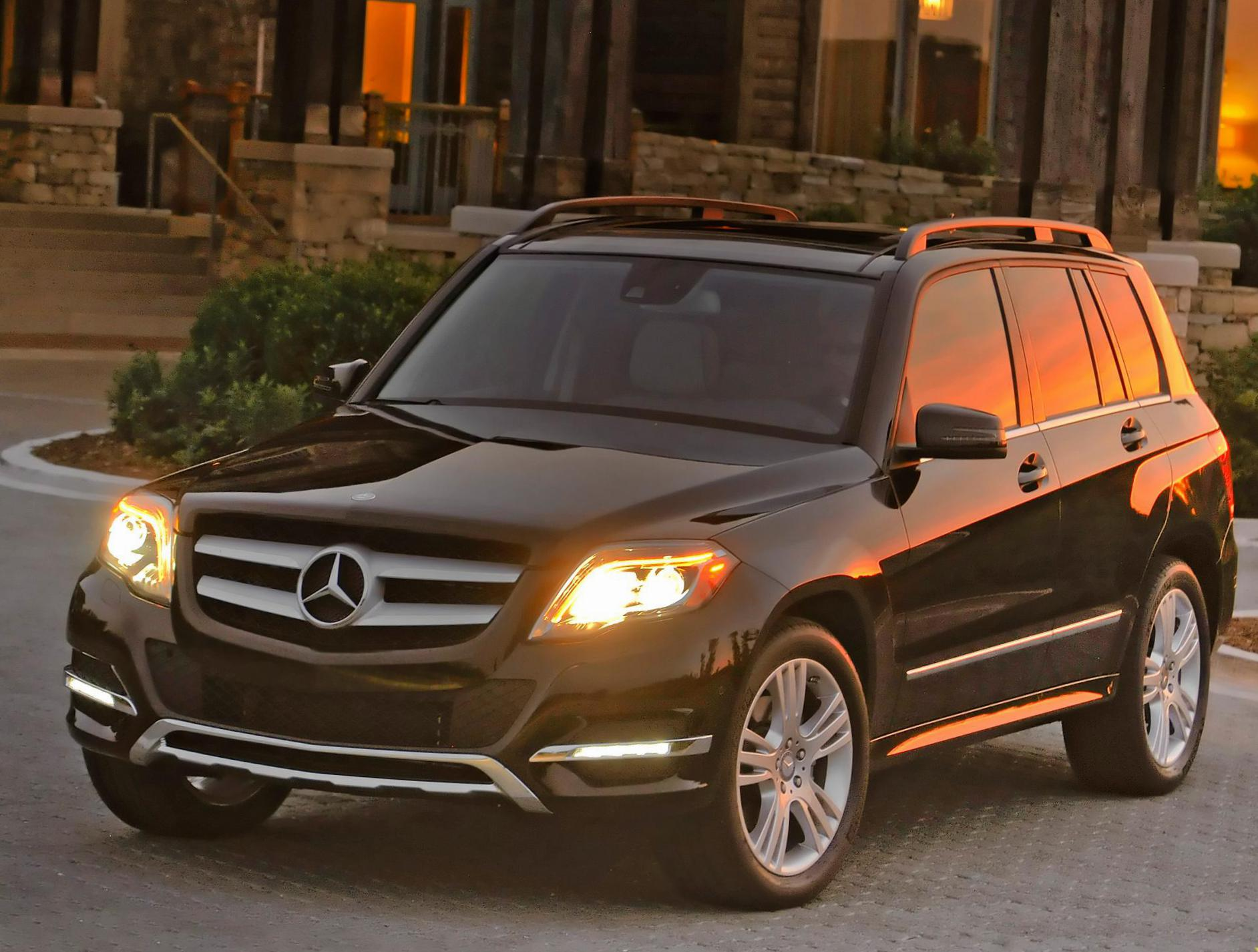 GLK-Class (X204) Mercedes for sale 2008