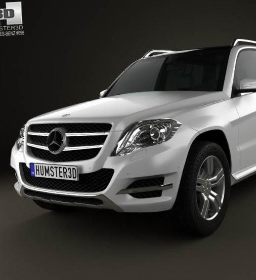 Mercedes GLK-Class (X204) reviews 2012