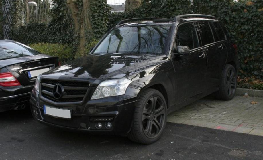GLK-Class (X204) Mercedes Specifications sedan
