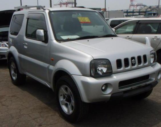 Jimny Suzuki approved 2011