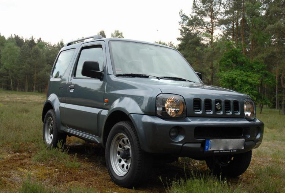 Suzuki Jimny for sale minivan