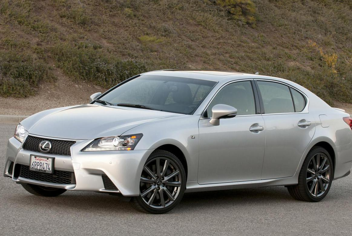 IS F Lexus cost 2012