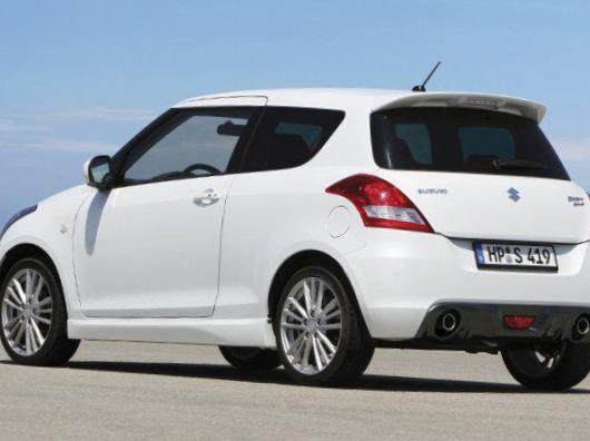 Suzuki Swift 5 doors reviews 2008