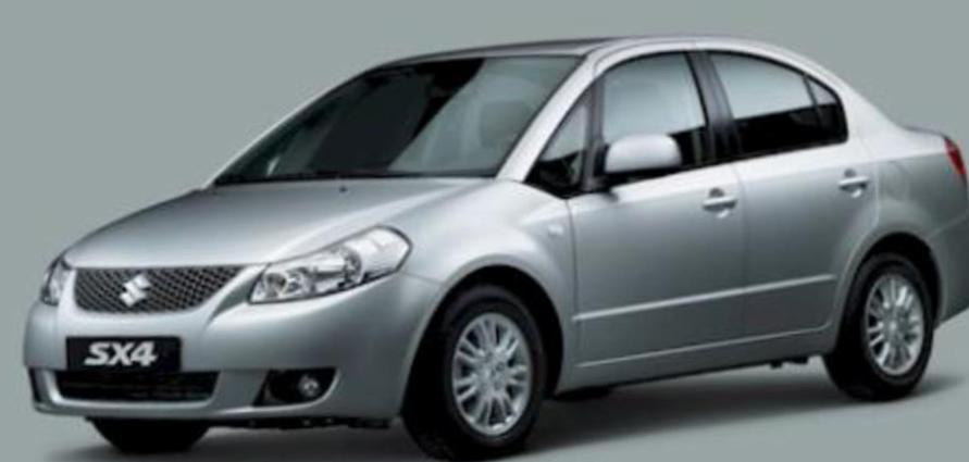 Suzuki SX4 Sedan prices sedan