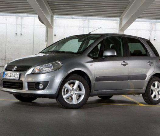 Suzuki SX4 Urban for sale suv