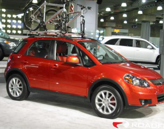 SX4 Urban Suzuki for sale 2013