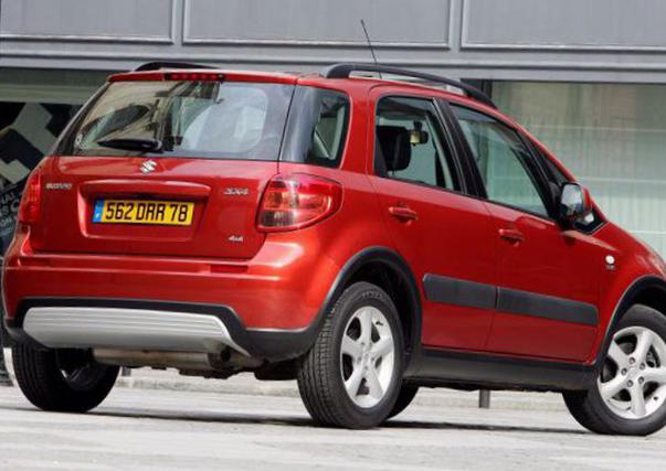 Suzuki SX4 Outdoor prices 2009