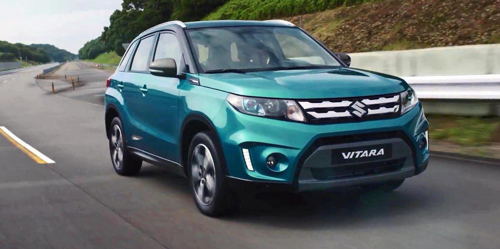 Suzuki Vitara Photos and Specs  Photo: Suzuki Vitara parts