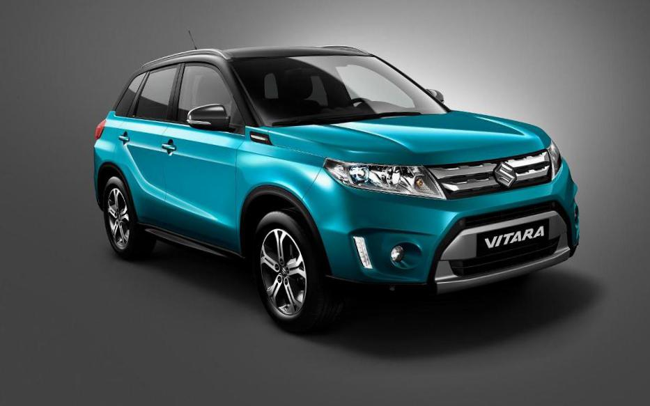 Vitara Suzuki Specification 2010