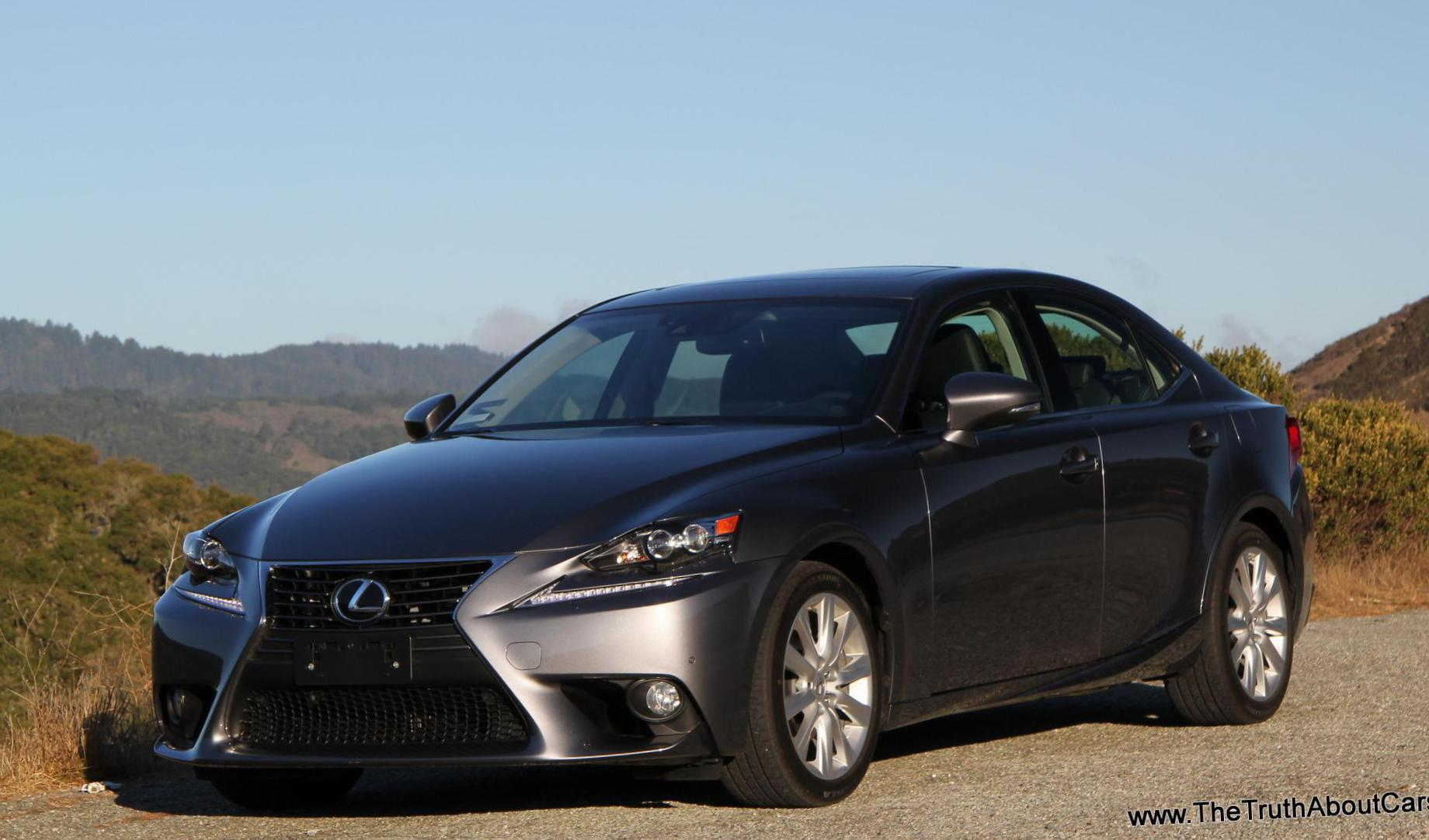 Lexus IS 250 how mach 2013