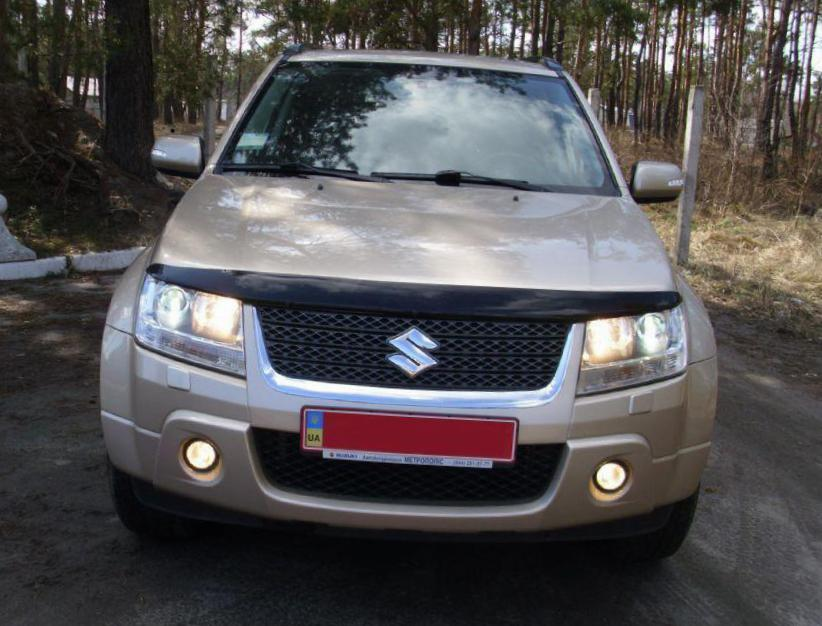Suzuki Grand Vitara 3 doors model wagon