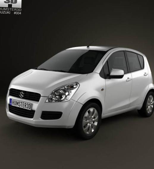 Suzuki Splash review 2014
