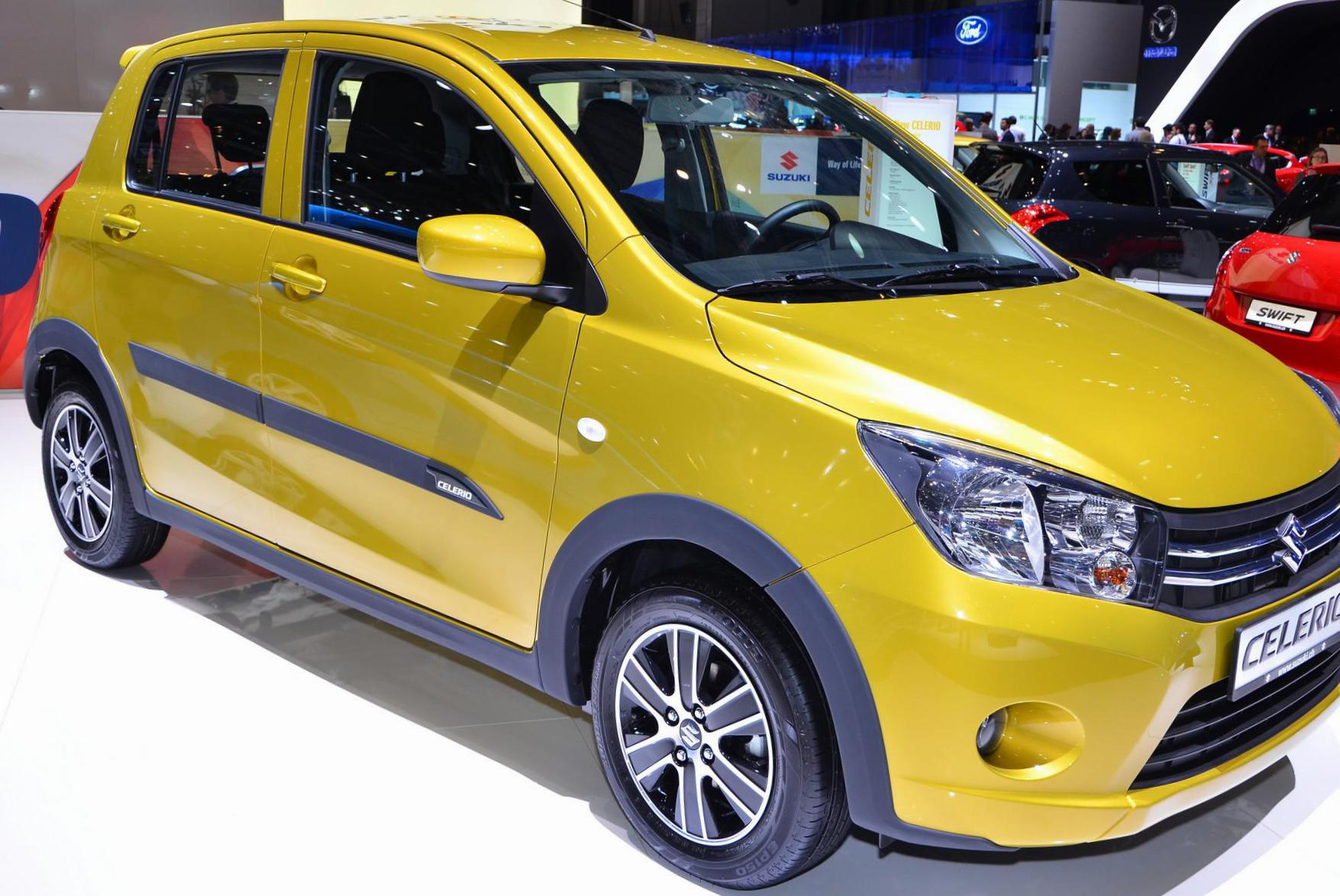 Suzuki Celerio lease sedan
