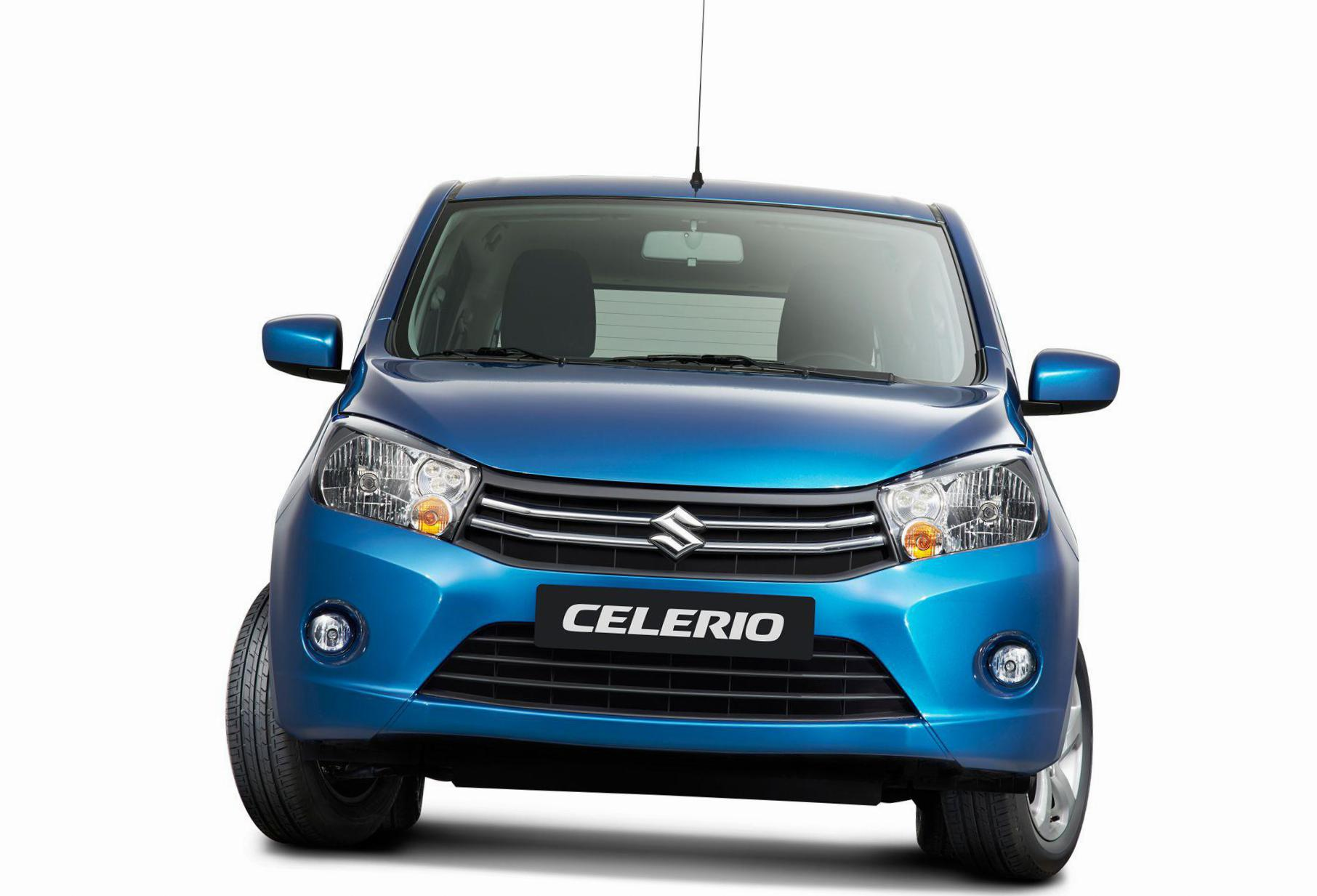 Suzuki Celerio spec sedan