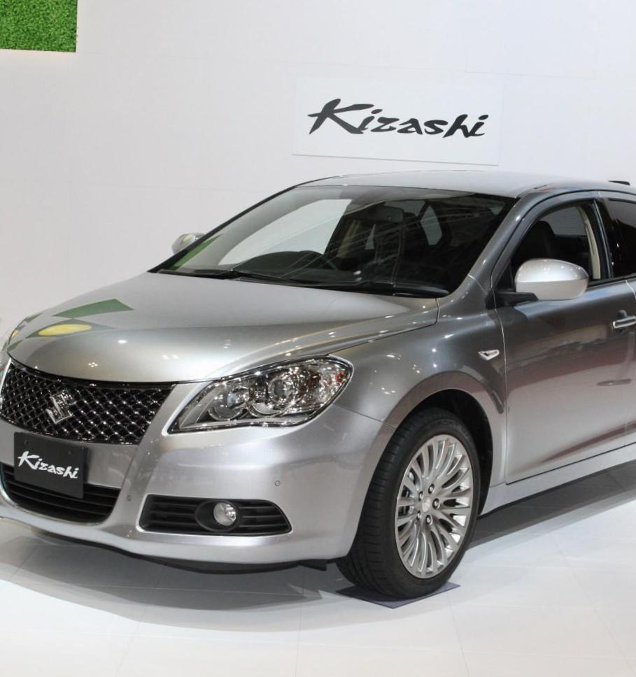 Kizashi Suzuki reviews suv