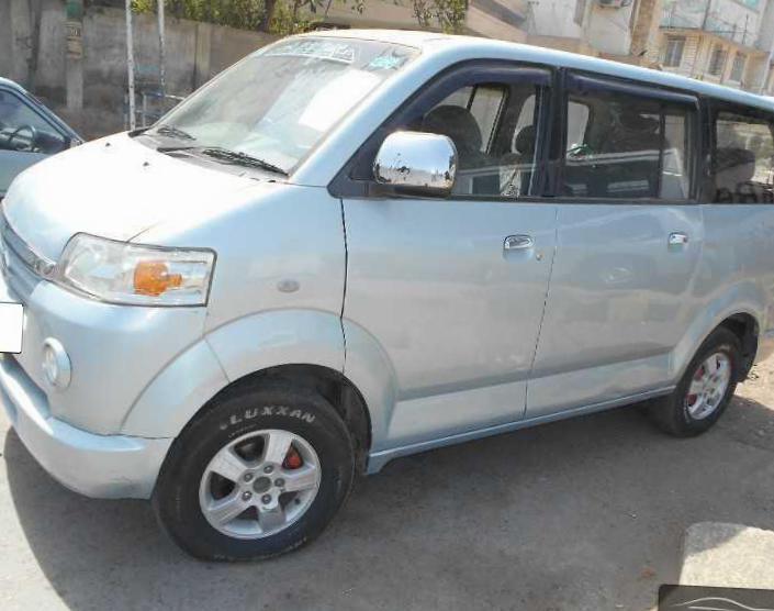 Suzuki Apv Specifications