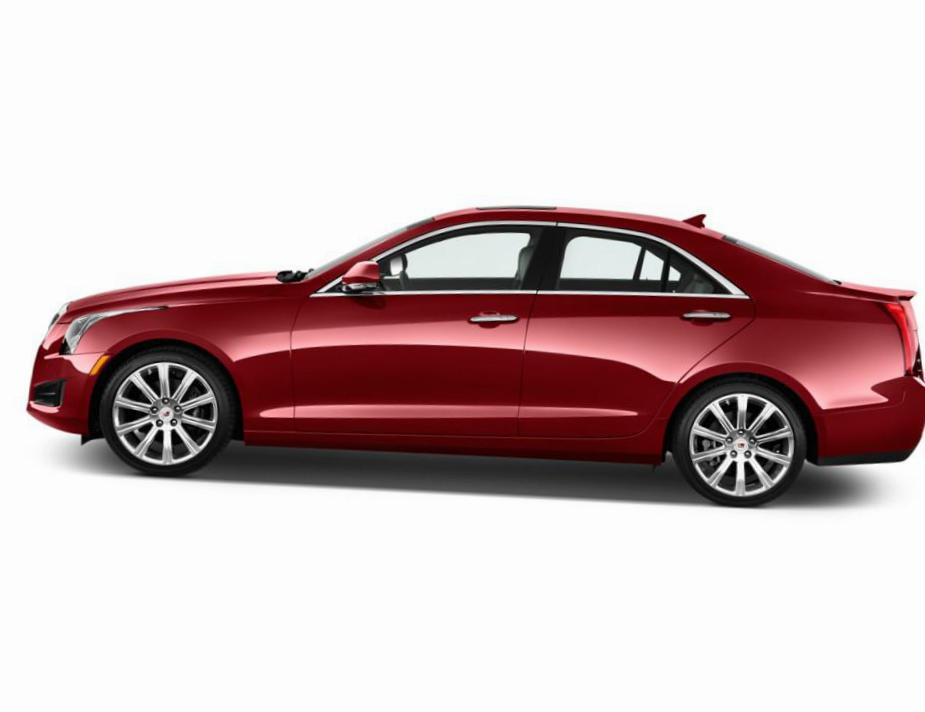 ATS Sedan Cadillac approved 2008