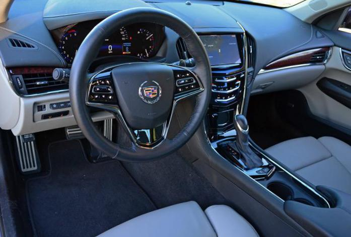 Cadillac ATS Sedan approved 2012