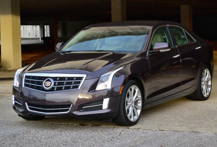 Cadillac ATS Sedan price 2009