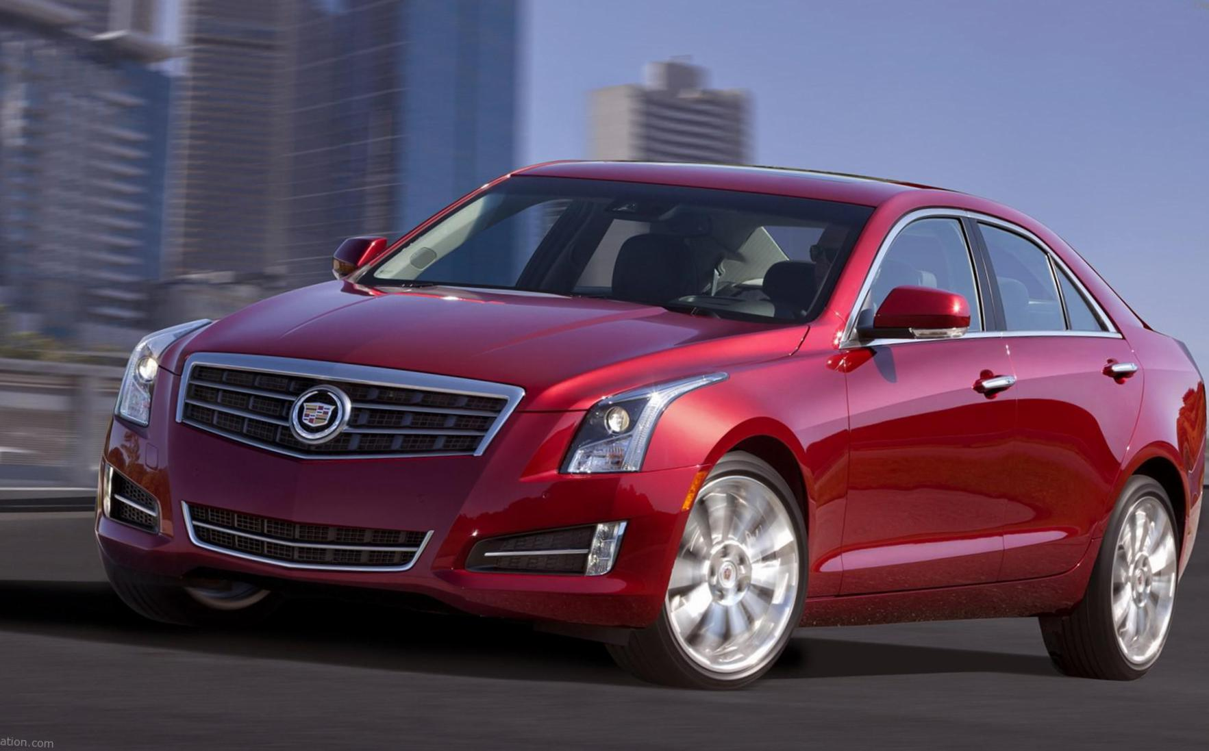ATS Sedan Cadillac for sale 2015