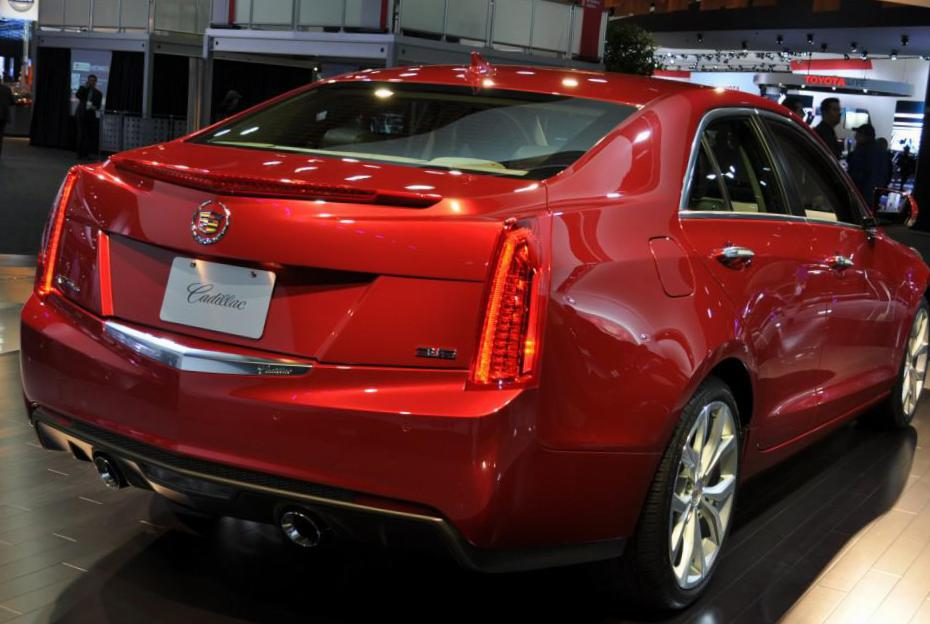Cadillac ATS Sedan reviews 2005