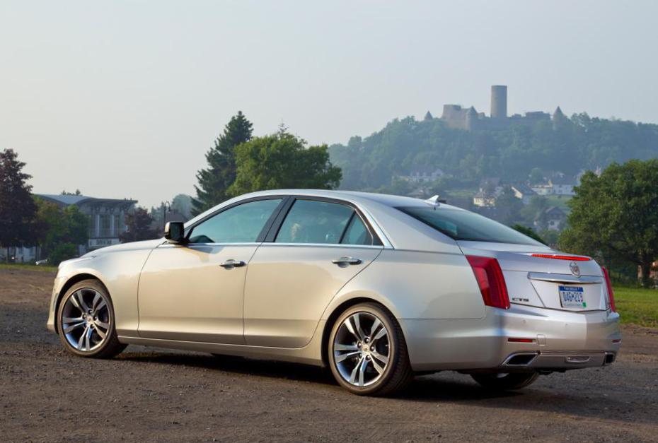 CTS Sedan Cadillac for sale 2011