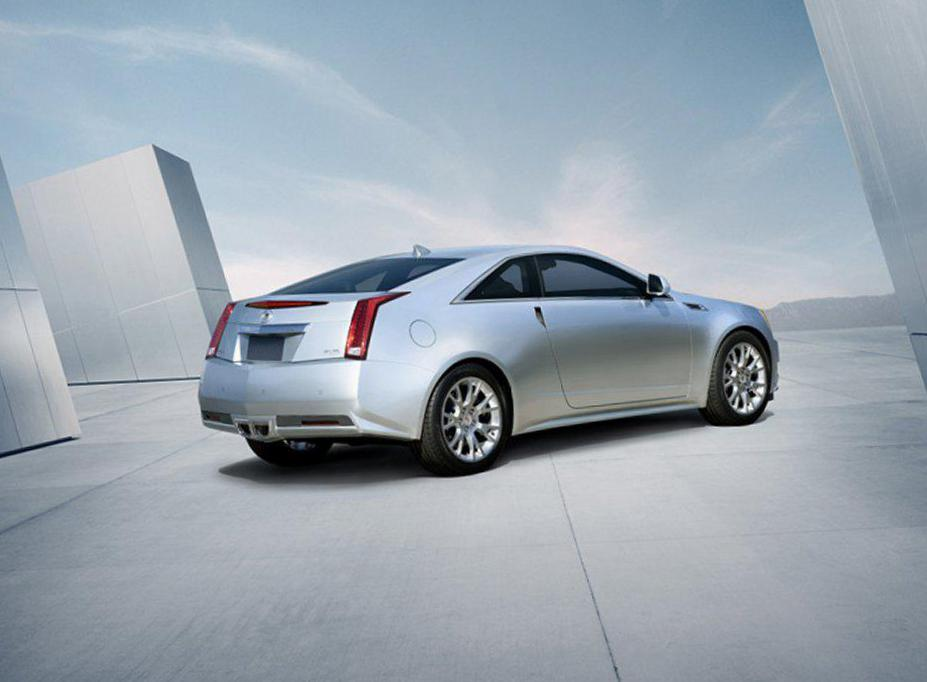 Cadillac CTS Coupe usa 2012
