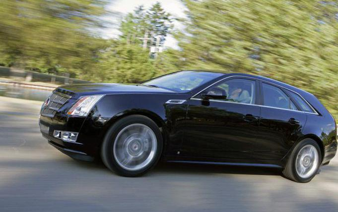 Cadillac CTS Sport Wagon review 2010