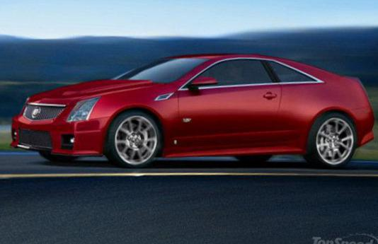 Cadillac CTS-V Coupe cost 2006