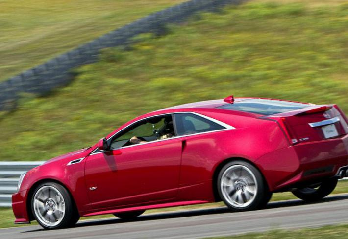 Cadillac CTS-V Coupe sale 2012