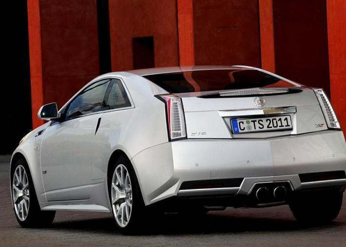 CTS-V Coupe Cadillac price suv