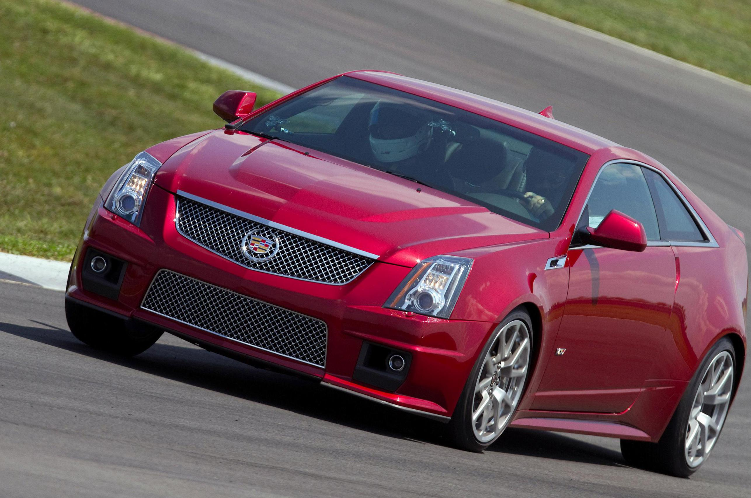 CTS-V Coupe Cadillac usa 2007