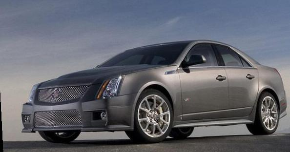 Cadillac CTS-V Sedan review 2011