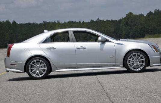 CTS-V Sedan Cadillac sale wagon