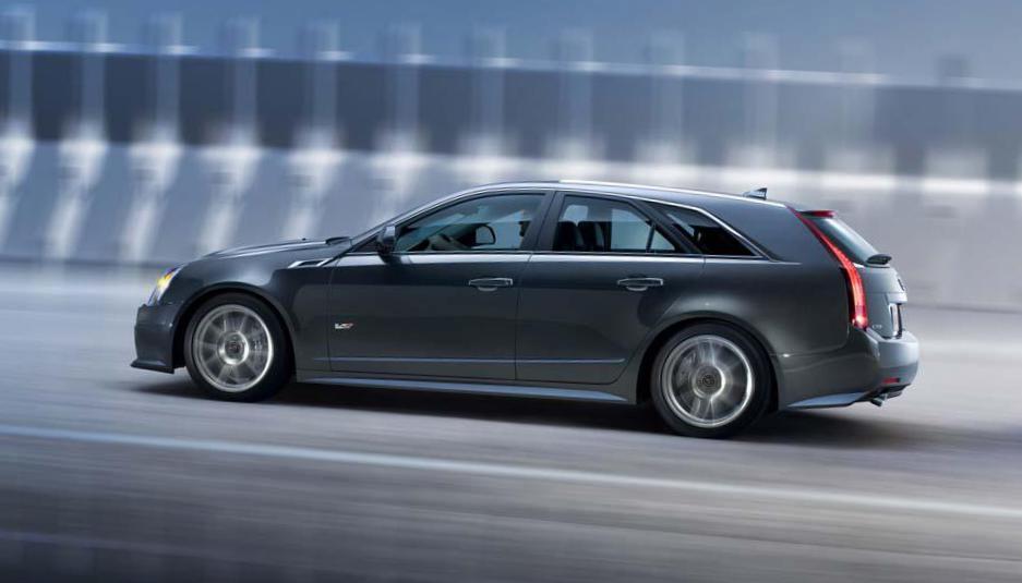 Cadillac Cts V Lease >> Cadillac Cts V Wagon Photos And Specs Photo Cts V Wagon