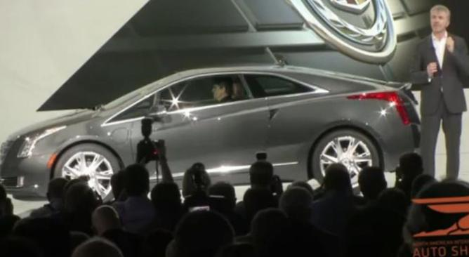 Cadillac ELR Coupe models 2008