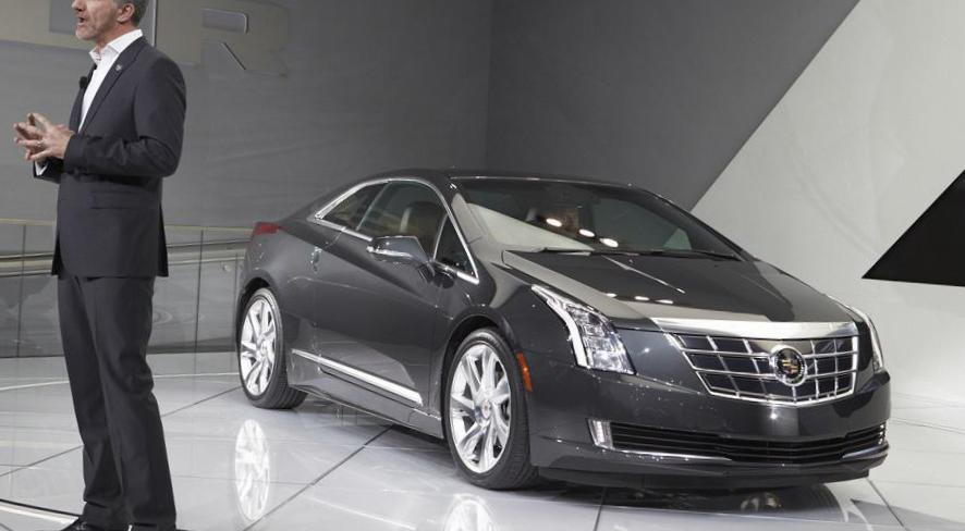 Cadillac ELR Coupe prices 2013