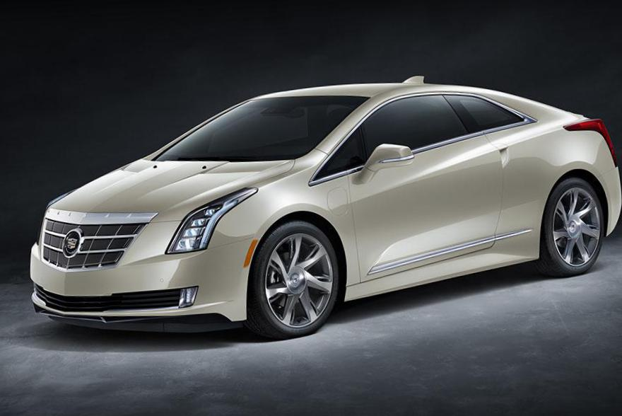 Cadillac ELR Coupe Specifications hatchback