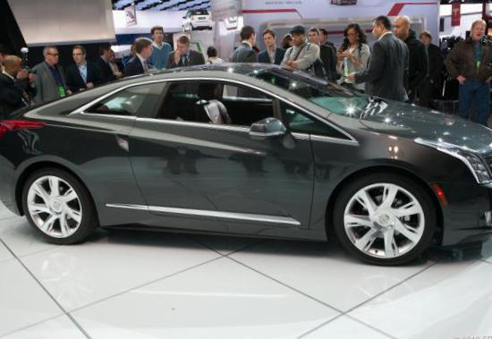 Cadillac ELR Coupe specs 2012
