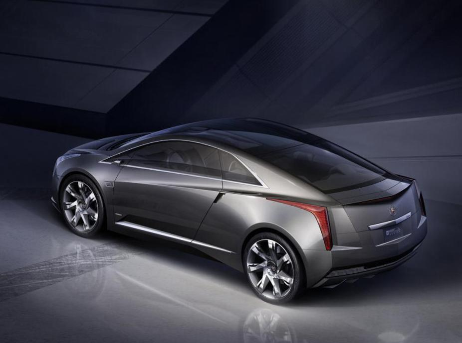 Cadillac ELR Coupe tuning wagon